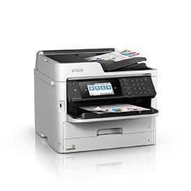 Epson WorkForce Pro WF-C5790DWF Colour A4 Inkjet Multifunction