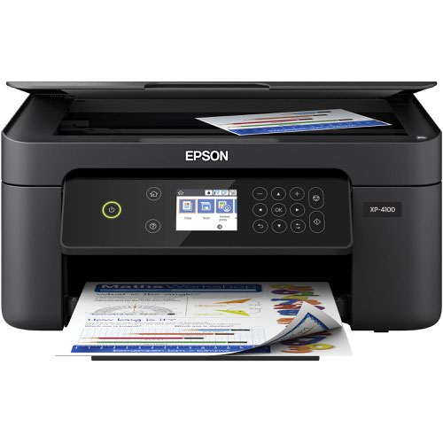 Epson Expression Home XP-4100 A4 Multifunction