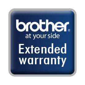 Brother ZWPS0160 Extended 2 Year Warranty