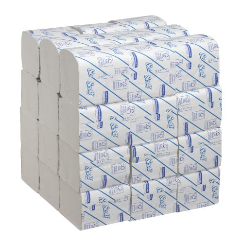 Scott Toilet Tissue Refills 250 Sheets Bulk (Pack of 36) 8042 KC01035