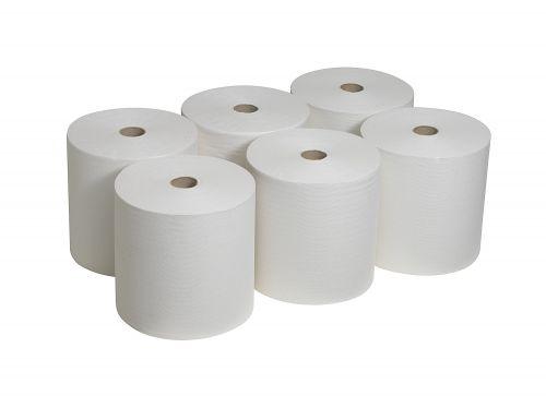 Scott 1-Ply Ultra Hand Towel Roll 304m (Pack of 6) 6667 KC02013