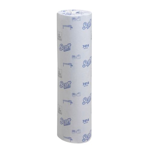 Wypall L20 Wiper Couch Roll Blue 140 Sheets (Pack of 6) 7414