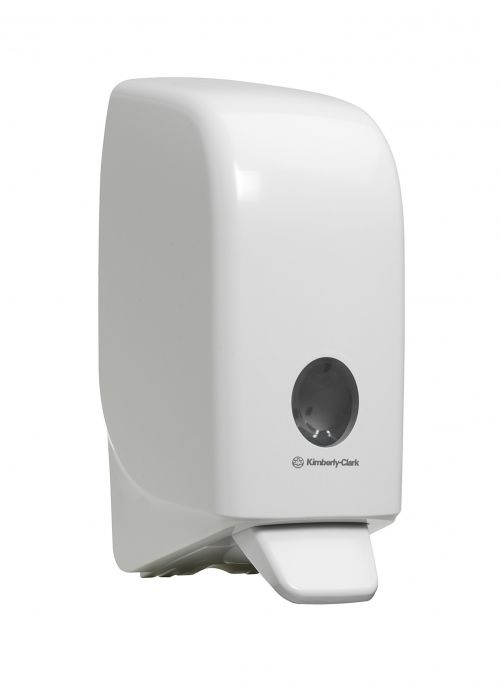 Aquarius Foam Sanitiser Dispenser White 6948