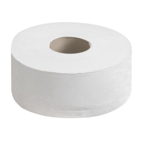 Kleenex Ultra 250 Metre 2-Ply Midi Jumbo Toilet Roll (Pack of 6) 8515