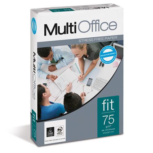 Langstane PEFC MultiOffice Paper A4 White [Pack 500]