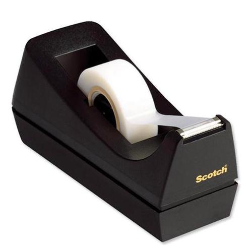 Scotch Magic Tape Dispenser A Greener Choice 19x33m  [3 rolls + Tape Dispenser]