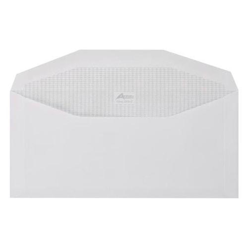 Mailing Envelopes 114x232 White 90gsm Gummed ODND977887 [Box 500]