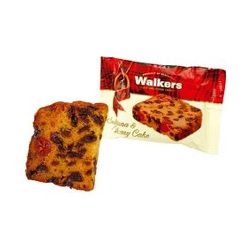 Walkers Sultana and Cherry Cake Slice 342 45g (Pack 60)