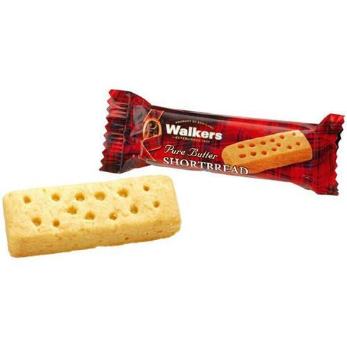 Walkers Shortbread Fingers 1100 Singles 20g [Pack 240]