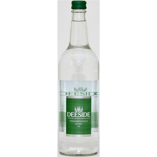 Deeside Natural Mineral Water Glass Bottle 750ml Sparkling [Pack 12]