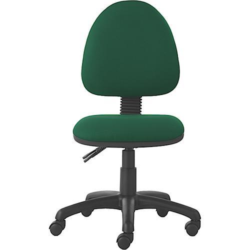 Mercury Medium Back Operators Chair M20 Aqua Green Fabric AD002