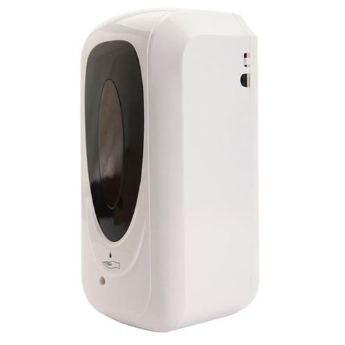Sanibloc AUTO 1 Litre Touchless Sanitiser/Liquid Soap Dispenser White Lockable (Mains or Battery) AUTODISP-1000