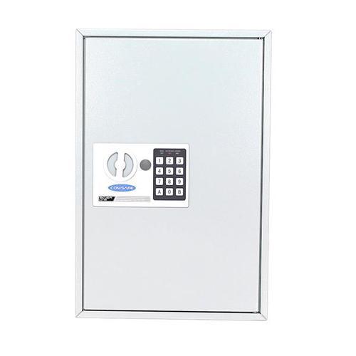 Rottner Value 64 Key Electronic Key Safe S64EL Light Grey T06020