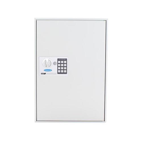 Rottner Value 100 Key Electronic Key Safe S100EL Light Grey T06021
