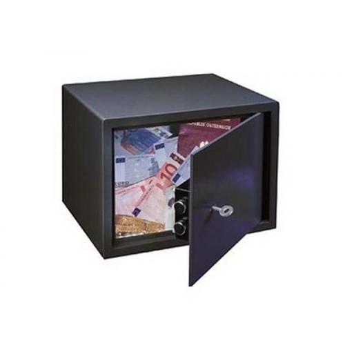 Rottner 16 Litre Key Lock Safe LE-25 Black T03139