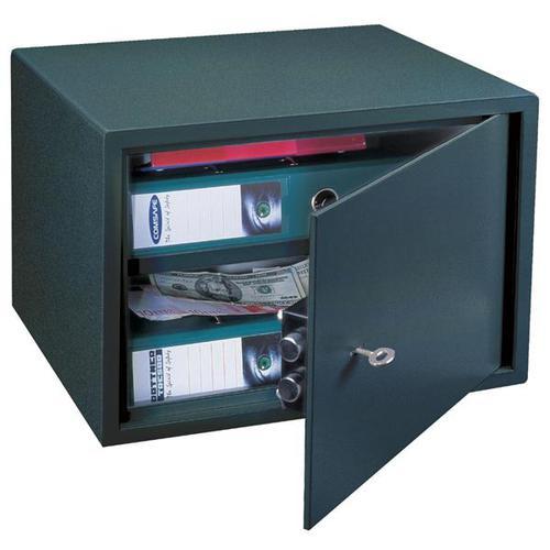 Rottner 41 Litre Key Lock Safe LE-30 Black T03140