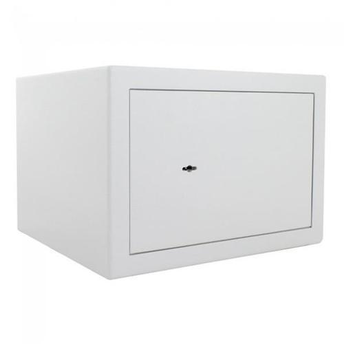 Rottner HomeStar B300 Key-Lock FurnitureSafe B300 Light Grey T06101