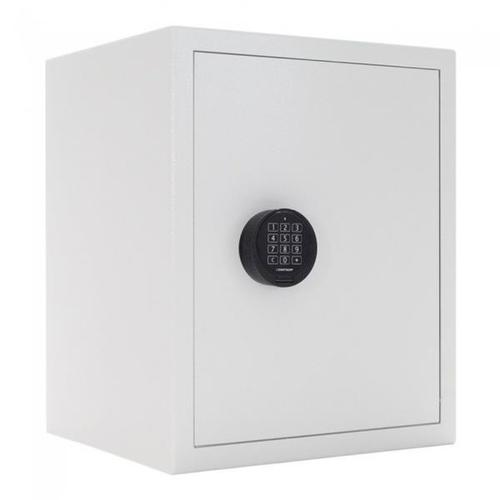 Rottner HomeStar B500EL Electronic FurnitureSafe B500EL Light Grey T06104
