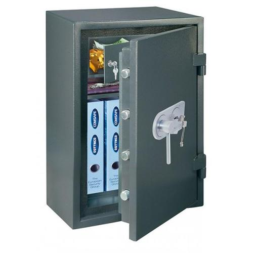 Rottner Atlas 65 Fire Business Safe with Key Lock 10,000 Cash Rated T05664