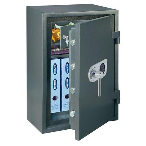Rottner Atlas 65 Fire EL Business Safe with Electronic Lock 10,000 Cash Rated T05665