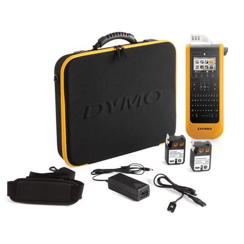 Dymo XTL 300 Industrial Label Maker 6-24mm Kit Case 1873305