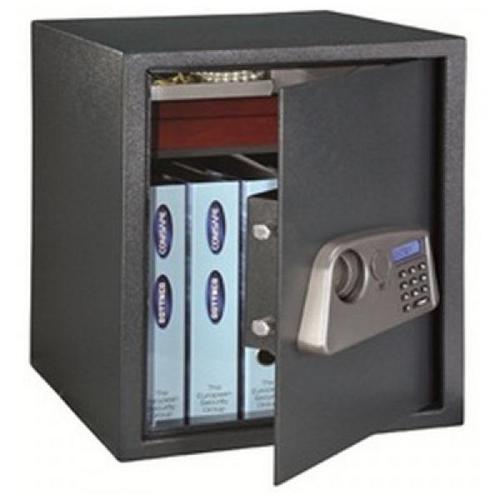 Rottner 50 Litre Trendy 3 Electronic Lock Safe Anthracite T04691