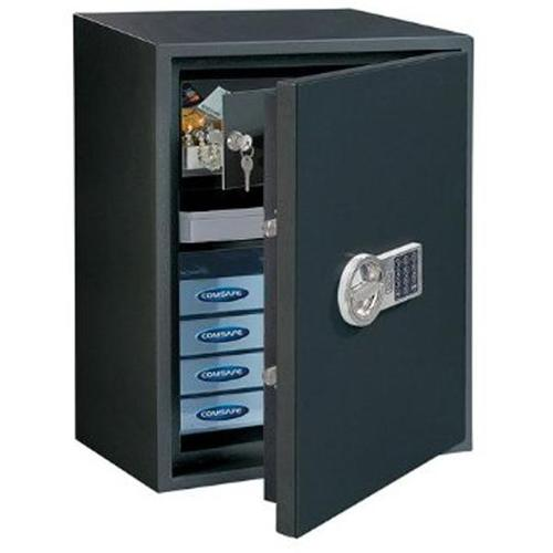 Rottner 56 Litre Powersafe 600 IT Electronic Lock Safe Black T05725