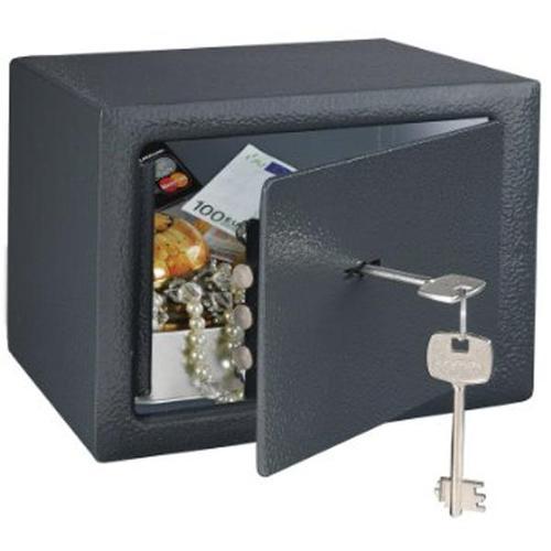 Rottner 4.5 Litre Key Lock Safe LE-Mini Black T05776
