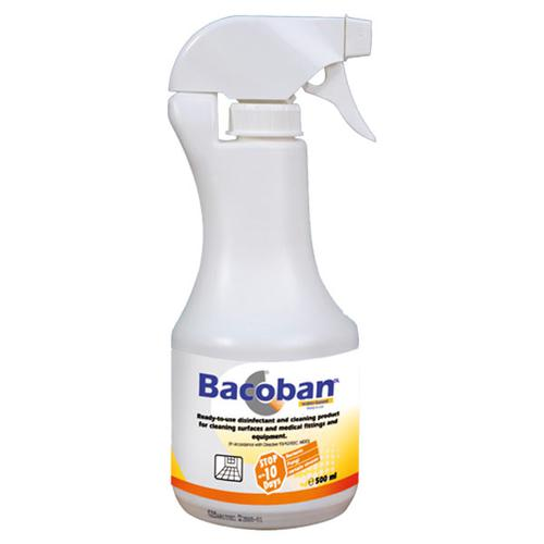 Bacoban DL Ready-To-Use Slow Release Disinfectant Spray BACDL500 500ml