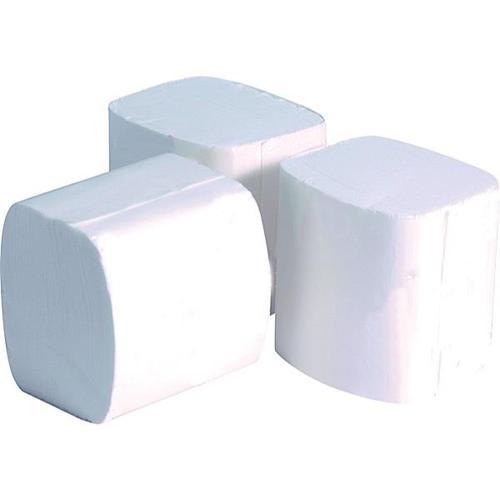 Glensoft Bulk Pack Toilet Tissue 2-Ply White 250 Sheets 103x186mm CAS2067 [Pack 36]