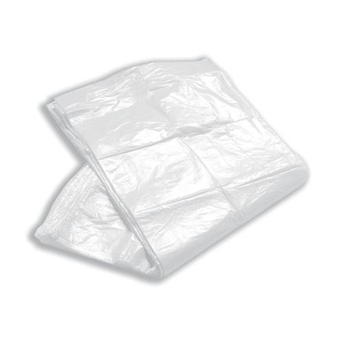 "Swing Bin Liner Medium Duty 13x23x30"" White [Pack 100]"