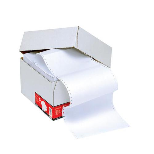 Listing Paper 1-Part 70gsm 11inch x 389mm Ruled [2000]