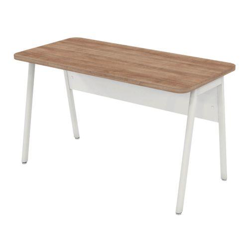 L&P ASCEND 1200 Return Desk Birch