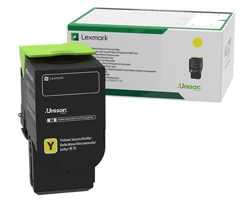 Lexmark B2323HY0 Yellow Toner 2.3K
