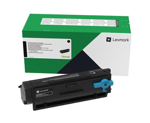 LEXMARK B342H00 RTN PR HIGH YLD BK TO 3K
