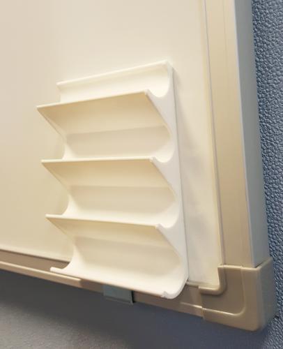 Langstane Magnetic/Self-Adhesive Board Marker Holder