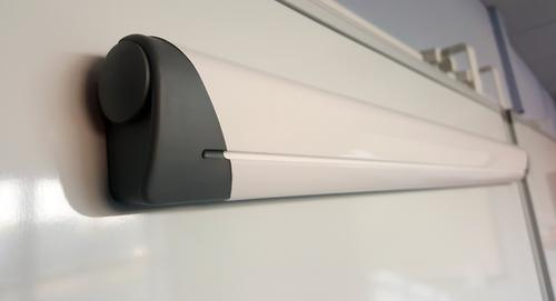 Magnetic Flip Chart Clamp 700mm FZ0005