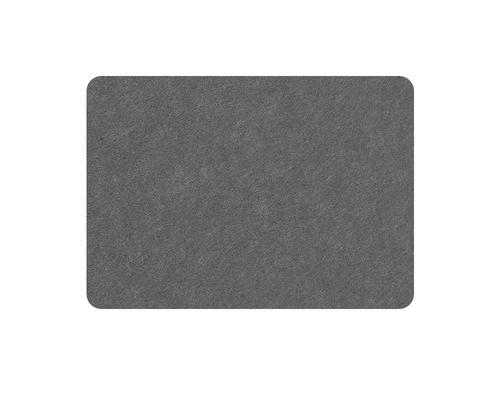MagiShape 900 x 600mm ECO Curve Notice Board Dark Grey LPNX1U02CDGY