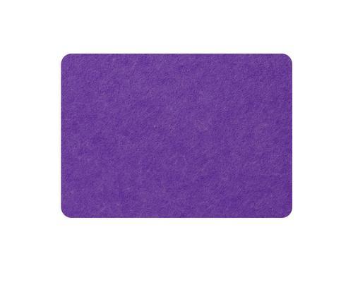 MagiShape 1800 x 1200mm ECO Curve Notice Board Purple LPNX1U07CPUR