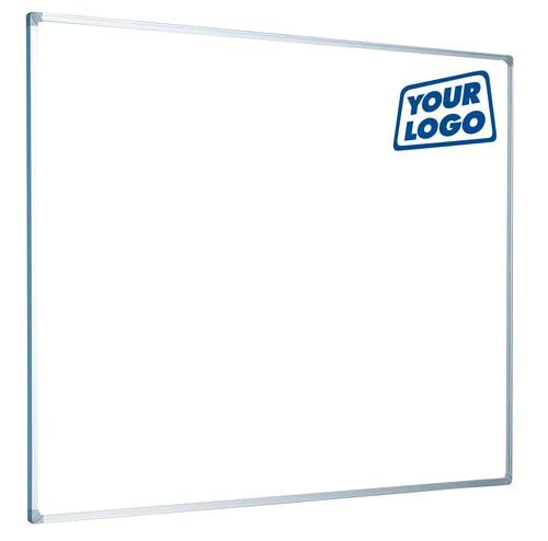 Custom Printed LOGO Magnetic Whiteboard (Dye Sublimation) 1200x900 (Your Logo Required)