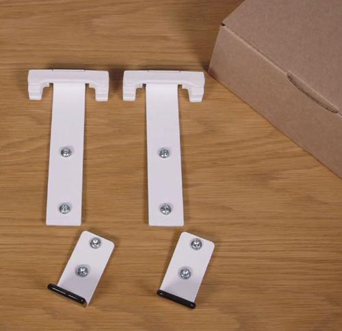Magirail Sliding Rail System Front Clearance Brackets TZZS02 [Set of 2]