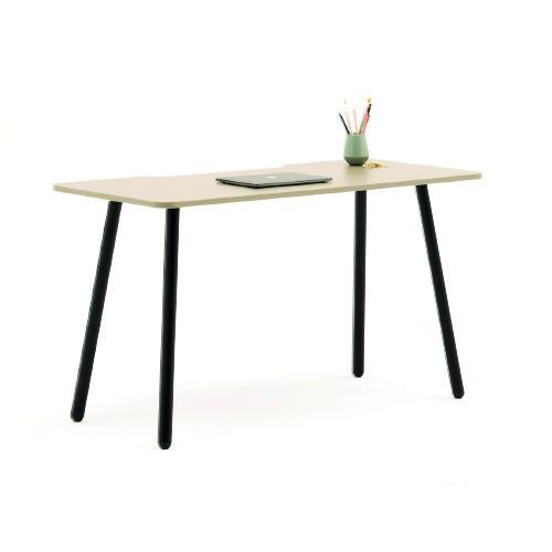 W1300 x D600mm 4 leg home working desk
