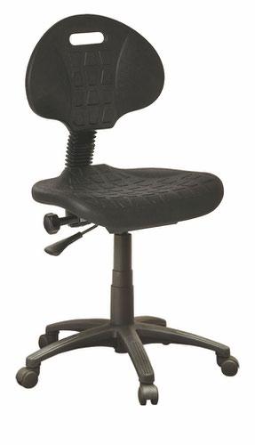 Operator Medium Back Polyurethane Operator Chair