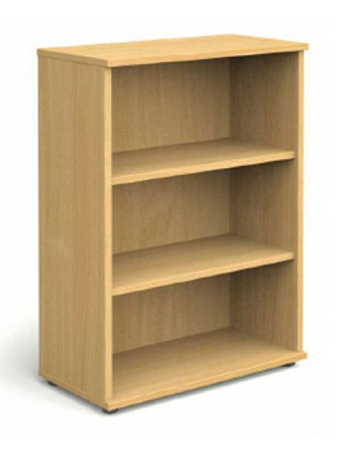 Open Bookcase 1200h X 800w Beech