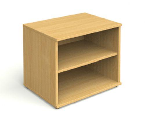 Open Bookcase 730h X 800w Beech