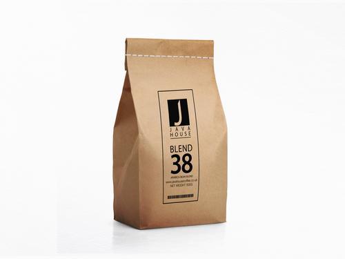 Java House Blend 38 Coffee Beans 500g