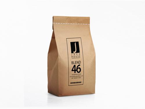 Java House Blend 46 Coffee Beans 500g