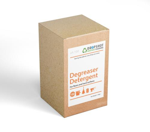 Dropshot Degreaser Detergent Sachets Pack 100