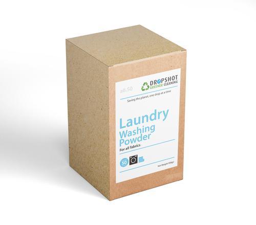 Dropshot Laundry Washing Power Sachets Pack of 50