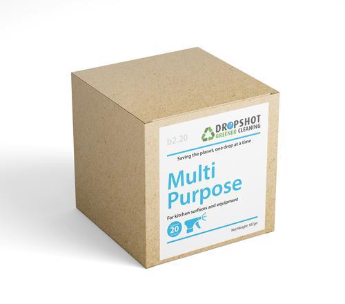 Dropshot Multipurpose Cleaner Sachets Pack of 20
